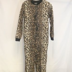 Nick and Nora Women's Small Footed Pajamas